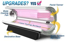 get your 16 bulb home tanning bed with the best upgrades