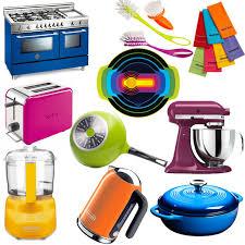 Colorful Kitchen Appliances Photos