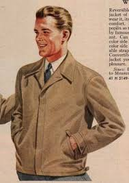 1940s Mens Fashion Clothing Styles