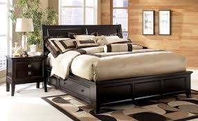 North Shore King Sleigh Bed by Millennium By Ashley Serengeti King Sleigh Bed Solid Furniture