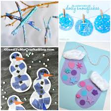 Winter Crafts And Art Projects Perfect For Kindergarten