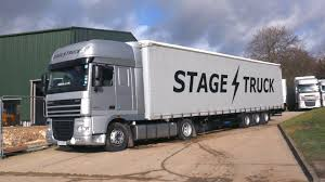 Stagetruck - Transport For Concerts, Shows And Exhibitions