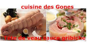 comment cuisiner la tete de veau recettes viandes de veau cuisine des gones cuisine lyonnaise