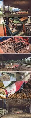 1969 Dodge Daytona Charger Barn Find | JEGS.COM