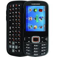 Samsung Intensity III SCH U485PP QWERTY Messaging Phone for