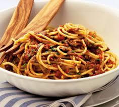 Speedy Spaghetti With Clams
