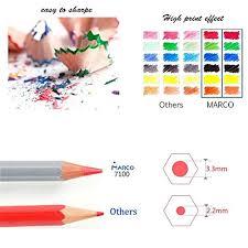 Meiz Premium Art Colored Pencils
