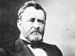 Ulysses S Grant Is Seen Here