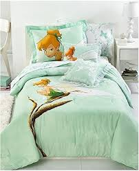 Tinkerbell Toddler Bedding by Disney Tinkerbell Tink Watercolor Twin Size Bedding Set U2013 5pcs Bed