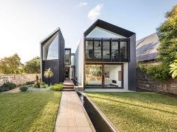 100 Architecture Houses Iron Maiden House Sustainable Sydney Architects CplusC