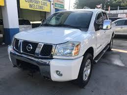 Used 2006 Nissan Titan Truck $7,690.00