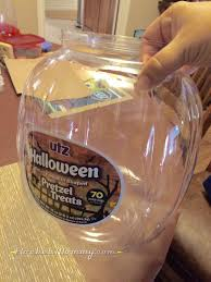 Utz Halloween Pretzels by Diy Space Helmet With Miles From Tomorrowland Light Up Option