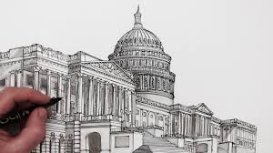 How To Draw Buildings: The United States Capitol Building ... The Art Of Basic Drawing Love Pinterest Drawing 48 Best Old Car Drawings Images On Car Old Pencil Drawings Of Barns How To Draw An Barn Farm Weather Stone Art About Sketching Page 2 Abandoned Houses Umanbn Pen And Ink Traditional Guild Hidden 384 Jga Draw Print Yellowstone Western Decor Contemporary Architecture Original By Katarzyna Master Sothebys