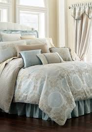 Vince Camuto Bedding by Waterford Jonet Bedding Collection Belk