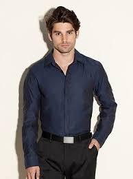 Pearson Long Sleeve Drip Shirt GUESS