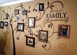 Tree Wall Decor Wood by Wall Ideas Family Tree Wall Decor Uk Family Tree Wall Decor
