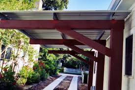 Popular Metal Roof Porch Covers Karenefoley Porch and Chimney Ever