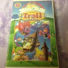 Berenstain Bears Christmas Tree Vhs trolls magic trolls and the troll warriors vhs animated cartoon