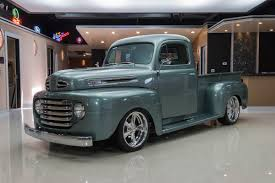 1949 Ford F1 | Classic Cars For Sale Michigan: Muscle & Old Cars ... 1952 Ford F1 Flathead V8 Shortbed Pickup Truck Like 1948 1949 1950 Old Forge Motorcars Inc Fullsize Bonusbuilt Editorial 481952 Archives Total Cost Involved Hot Rod Network Classic Cars For Sale Michigan Muscle Old 1951 F92 Kissimmee 2016 Car Studio Sale 2127381 Hemmings Motor News