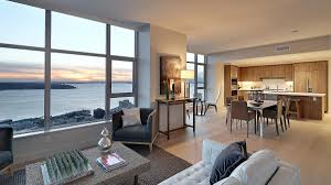 100 Seattle Penthouses Couple Lists Insignia Tower Corner Penthouse For 3M