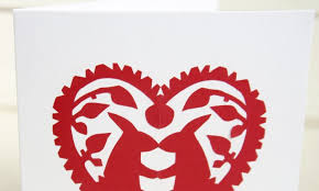 Paper cutting Polish Style art and paper crafts