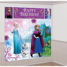 Halloween Scene Setters by Disney Frozen Scene Setter Birthdayexpress Com