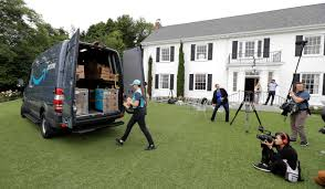 Amazon Rolls Out Delivery Vans To Compete With UPS | Time Track Ups Truck Best Image Of Vrimageco You Can Now Track Your Ups Packages Live On A Map Quartz Lets You For Real An Actual The Verge Train Collides With In Stilwell Fort Smithfayetteville Tracking Latest News Images And Photos Crypticimages United Parcel Service Inc Nyseups Saga Continues How Nascar 2006 Total Team Control Youtube To Pay 25m False Delivery Claims Is Rolling Out Services Real Time Fortune Amazon Threat Tries Its Own Deliveries Wsj Drivers Are Making Deliveries Uhaul Trucks Business Insider
