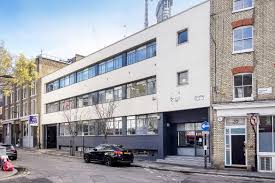 100 Studio 6 London Office For Rent In Shoreditch Scrutton Street Anton Page