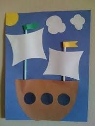Thanksgiving Craft For Kids Easy Preschool Using Pertaining To Arts And Crafts With Construction Paper