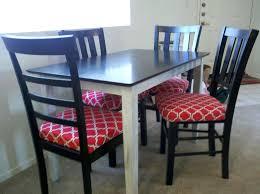 Dining Room Chair Cushions Ikea Pottery Barn Washable