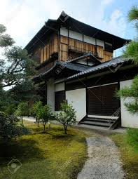 100 Small Beautiful Houses A Traditional Japanese Style House With A Small Beautiful Garden
