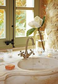 mediterrane badezimmer romantik bild kaufen 11076555