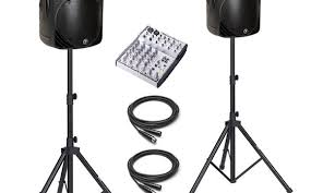 Sound System Rental Miami and Broward by Kings Rentals in Miami