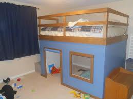 best queen loft bed plans home design by john