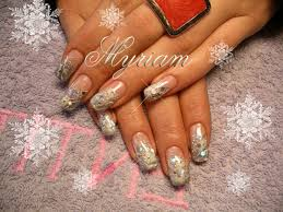 deco ongle gel noel déco ongles gel pour noel vernis à ongles ongles