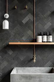 minimalistisches bad gestalten in grau bad inspiration