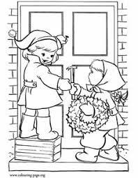 Free Printable Christmas Coloring Book Pages