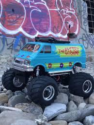 100 Monster Truck Lunch Box Tamiya Lunchbox Vintage 1987 Mystery Machine Edition