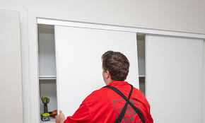 Wardrobes Flat Pack Wardrobes Sliding by How To Install A Sliding Wardrobe Door Bunnings Warehouse