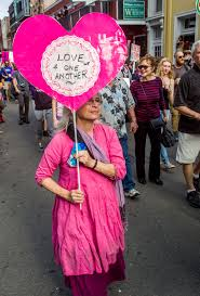 Baton Rouge Halloween Parade Route by More Than 10k Join Women U0027s March In New Orleans In Opposition To
