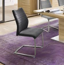 mca furniture freischwinger ferrera 2er set stuhl belastbar bis 140 kg kaufen otto