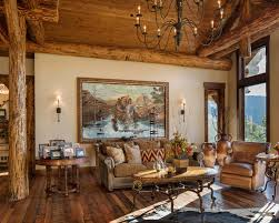 Rustic Living Room Furniture Design Ideas Remodels Amp Photos Houzz Creative