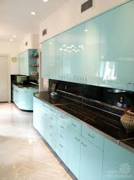 Teal Green Kitchen Cabinets by Best 25 Metal Kitchen Cabinets Ideas On Pinterest Brass Kitchen