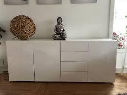 weiße sideboard wohnzimmer in mecklenburg vorpommern ebay