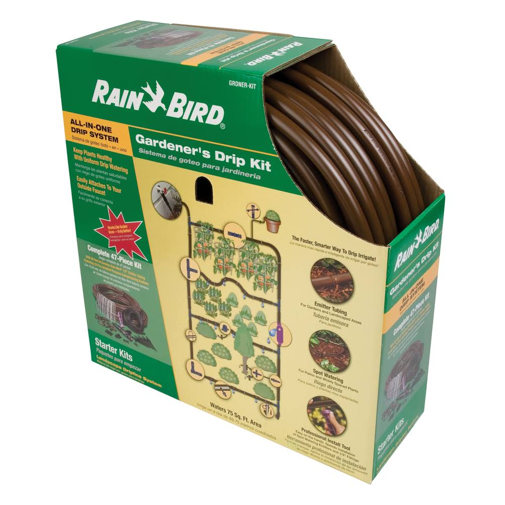 Rain Bird All-in-One Gardener's Drip Kit