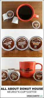 All About Donut House Keurig K Cup Coffee