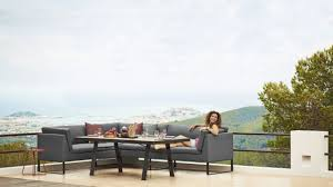 Gloster Outdoor Furniture Australia by Outdoor Furniture In Hong Kong Uses Space In Elegant And