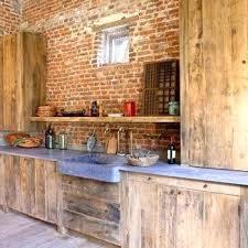 meuble cuisine palette mervéilléux meuble de cuisine en palette mobilier moderne