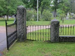 Halloween Cemetery Fence by Cemetery Fence Images Reverse Search
