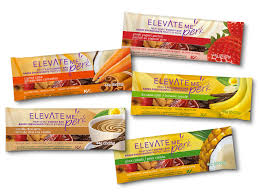 Line Of Natural Energy Bars For ProSnack Branding And Packaging Design By Amanda Ruston Through Six12 Creative
